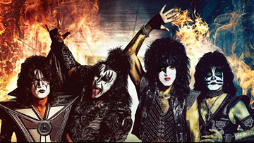 KISS adds 'End of the Road' tour date in St. Louis