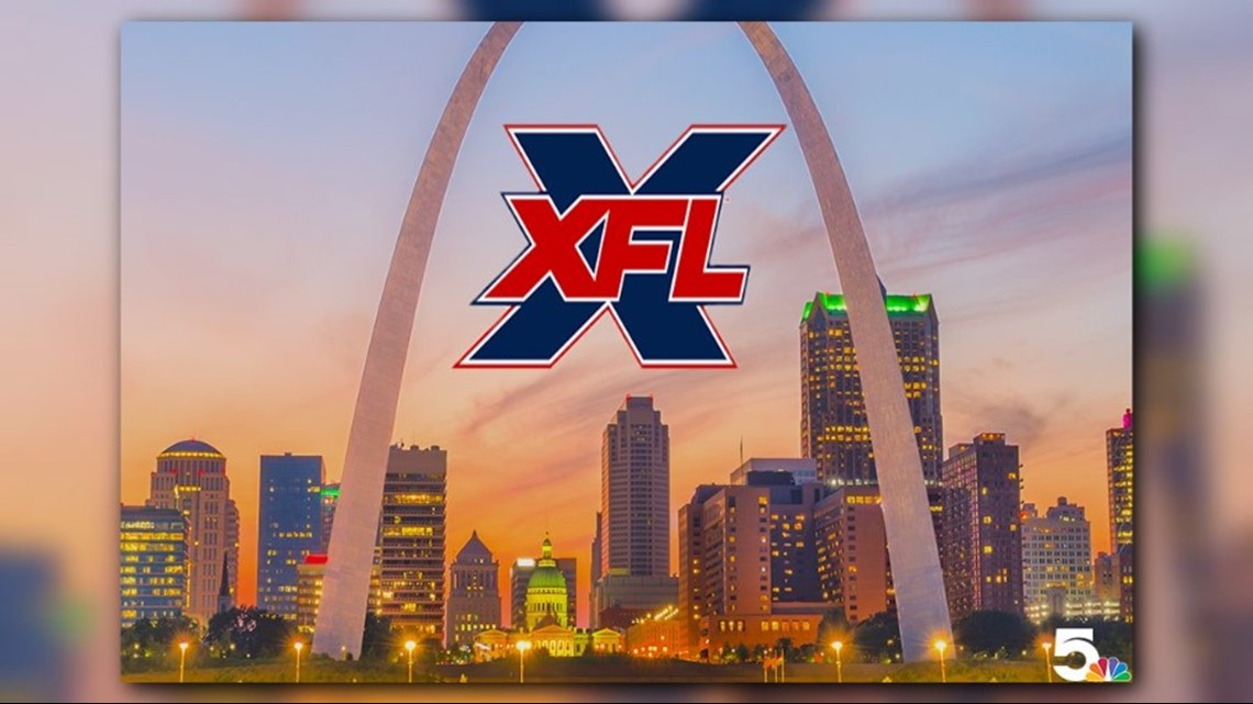 Image result for XFL St. Louis