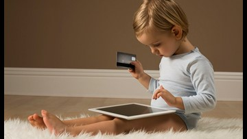 Survey finds 29 percent of kids have used their parents' credit or debit cards without permission
