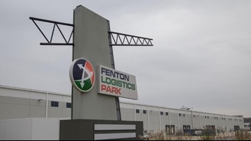 150 jobs coming to Fenton Logistics Park