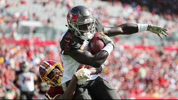 Buccaneers offering free tickets to Panthers game after smallest home crowd in eight years