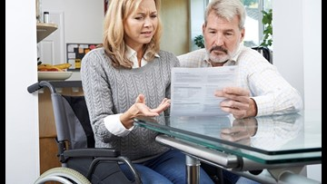 Can debt collectors take your disability income?