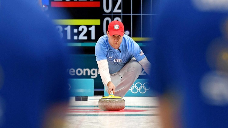 Former NFL star Marc Bulger aiming for spot on US Olympic curling team