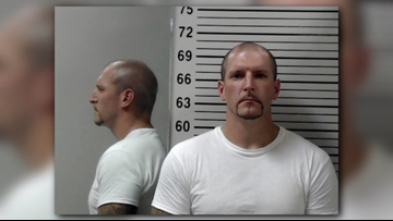 Alton murder suspect arrested after 2 week manhunt