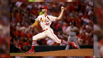 Cardinals re-sign reliever Chasen Shreve