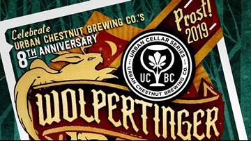 Start your New Year of Beer at the annual Wolpertinger Festival