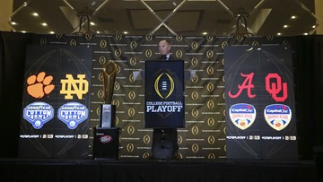 With same teams making it over and over, is the College Football Playoff getting stale?