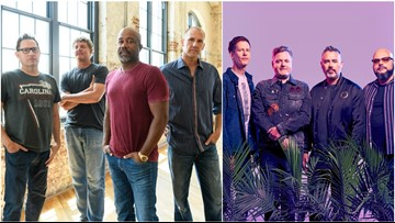 Hootie & the Blowfish and Barenaked Ladies coming to St. Louis in 2019