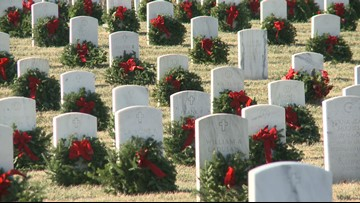 Not all heroes at Jefferson Barracks will receive a holiday wreath, here's how you can help