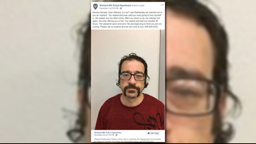 Police get their man after trolling him on Facebook