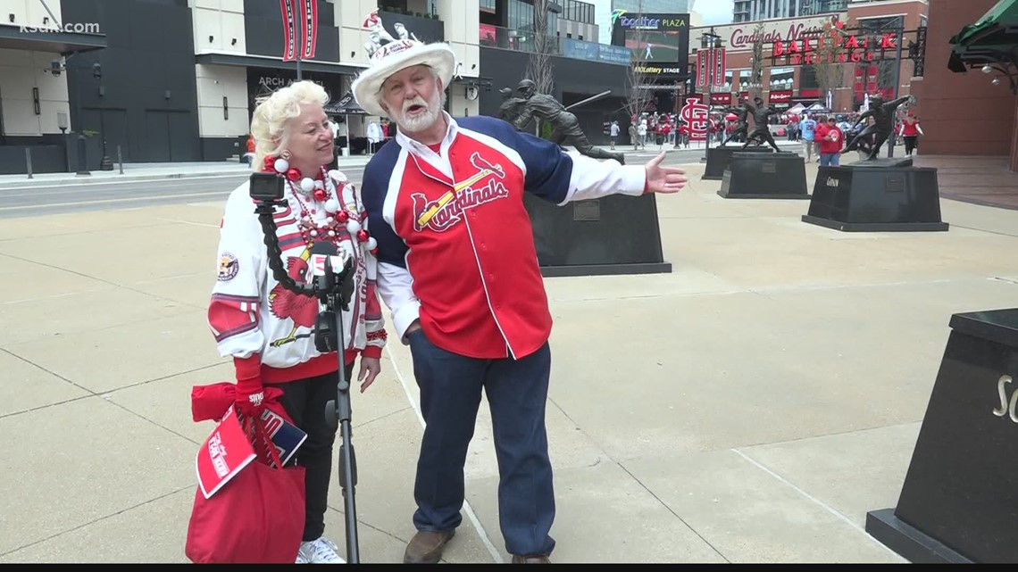 St. Louis Cardinals fans excited to get back into Busch Stadium