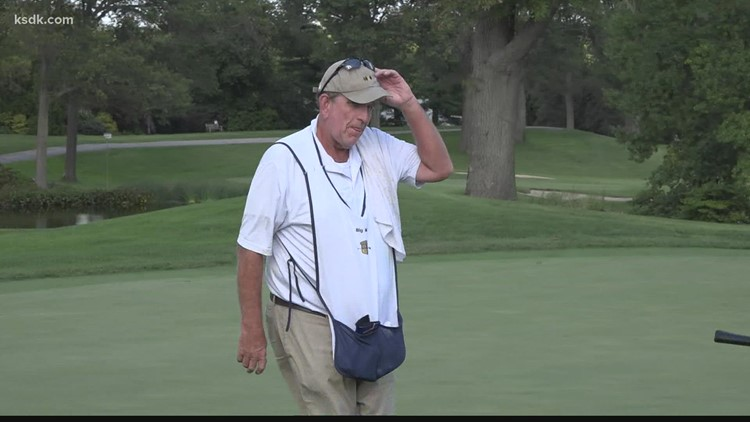 Old Warson caddy recalls caddying for Jack Nicklaus in 1971 Ryder Cup at 14 years old