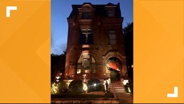 Spooks and sweets in Soulard: Neighborhood welcoming trick-or-treaters Halloween night