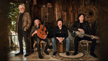 The Doobie Brothers bringing their 50th anniversary tour to St. Louis