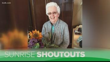Sunrise Shoutout: Ruth Anne Menke