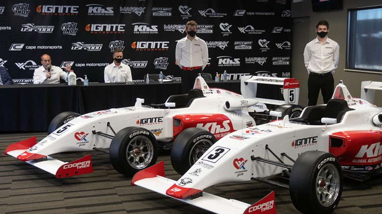 New initiative aims to make IndyCar champions out of St. Louis area drivers