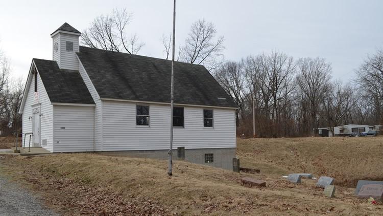 Rocky Fork Church