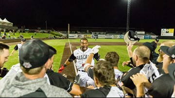 Rascals' Anderson walks off Freedom in Game 3 comeback