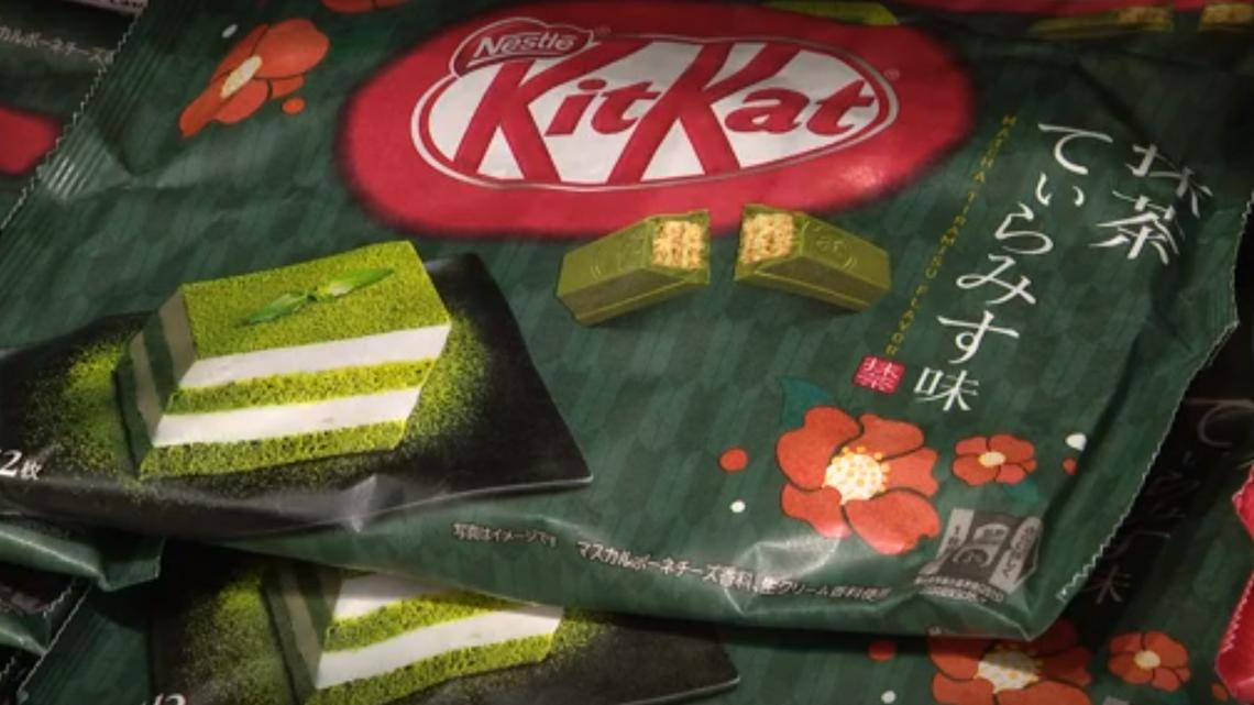Taste of Tokyo Olympics: Japanese snack foods