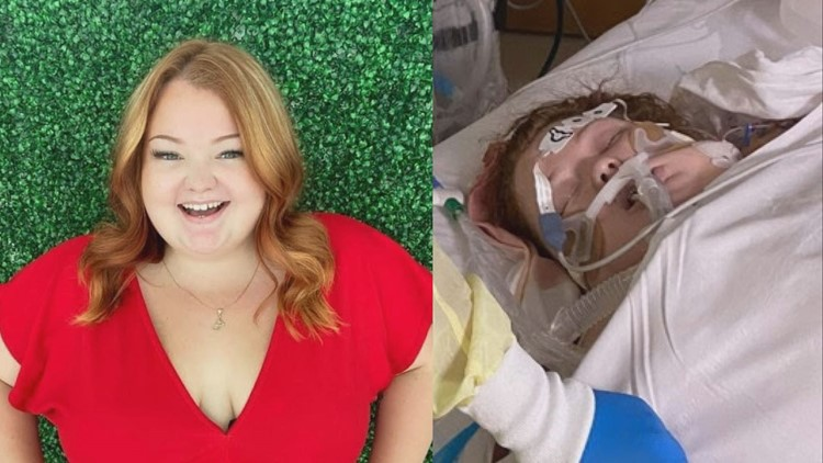 22-year-old was given 50% chance of surviving COVID-19, now she's a 'long-hauler'