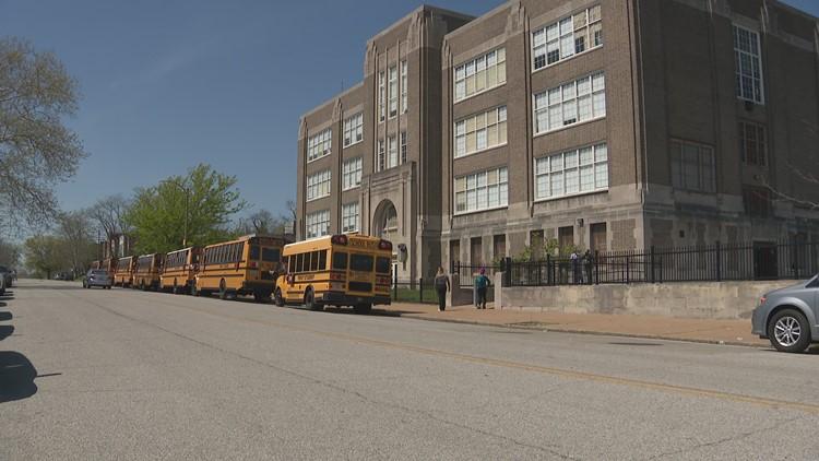 Hidden lead dangers inside and out at Saint Louis Public Schools