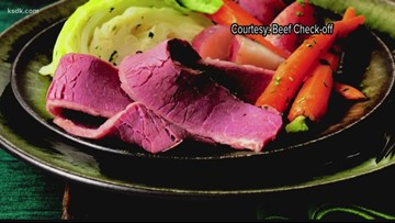 Where's the beef… the corned beef?