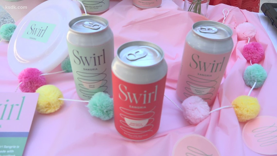 Sisters and local winemakers launch new canned sangria