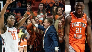 Illinois basketball was set up to make magic in March