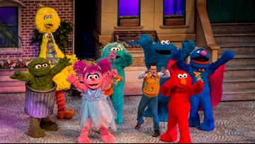 'Sesame Street Live!' coming to St. Louis