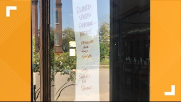 Sasha's on Shaw closed until further notice after shooting that left 3 people injured