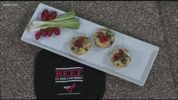 Recipe of the Day: Beef Sausage & Egg Muffin Cups