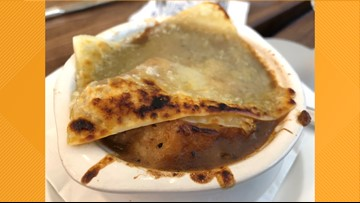 Famous-Barr's French onion soup is being served again in St. Louis