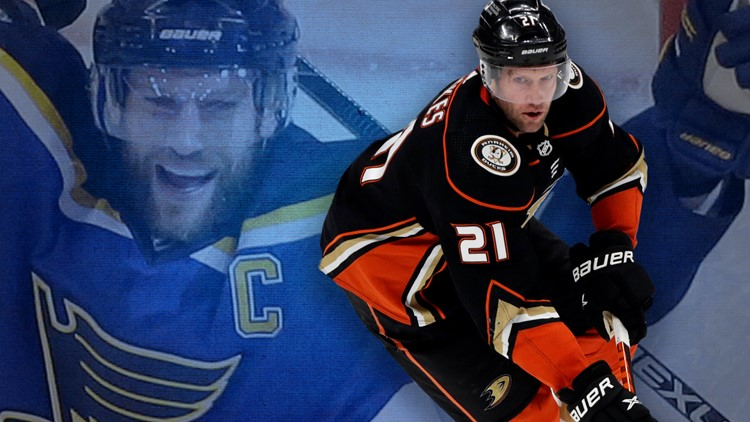 David Backes reflects on career, Blues memories and what might be next