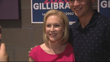 Presidential hopeful Kirsten Gillibrand visits St. Louis, focuses on reproductive rights in Missouri