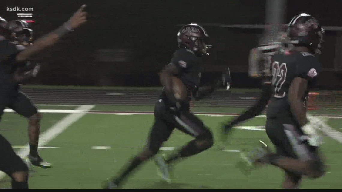Cardinal Ritter tops St. Dominic at home