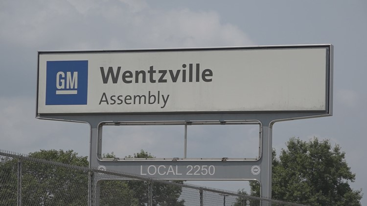 GM Wentzville Assembly Center resumes production amid chip shortage