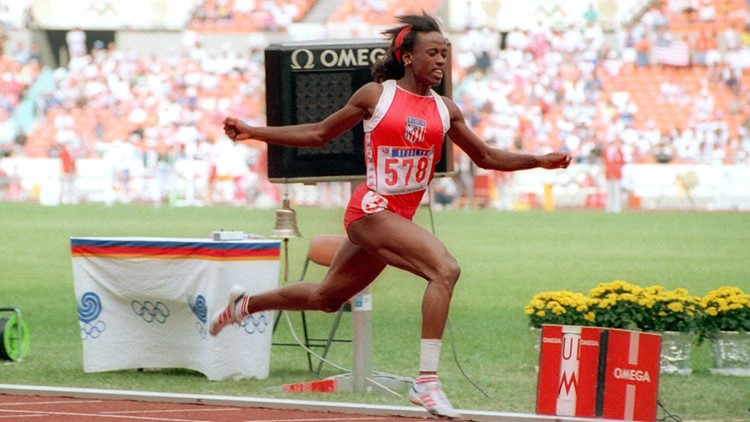 St. Louis celebrates Olympic Day with Jackie Joyner-Kersee