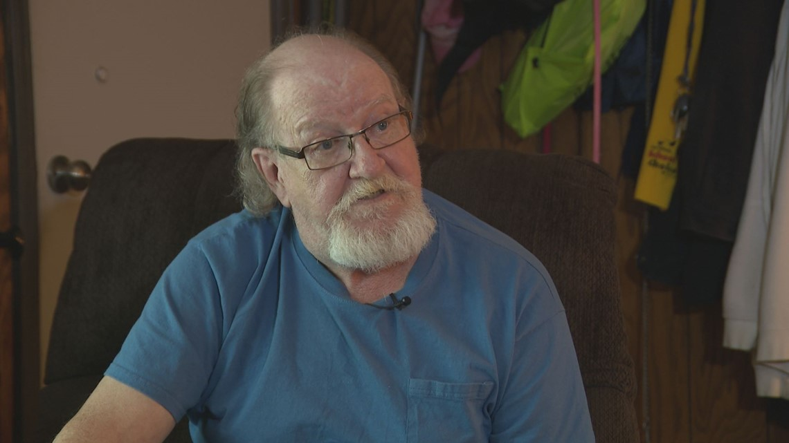 Dead to the IRS: Belleville widower fighting to prove to IRS he's alive so he can get his refund check