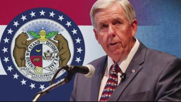 Gov. Parson will commit state resources to help combat gun violence in St. Louis