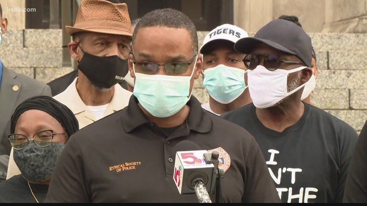 Ethical Society of Police speaks out against SLC police chief