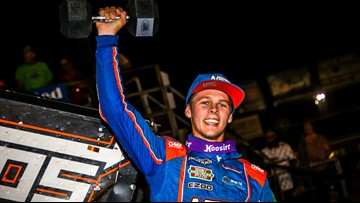 Sheldon Haudenschild blows away competition at Ironman 55