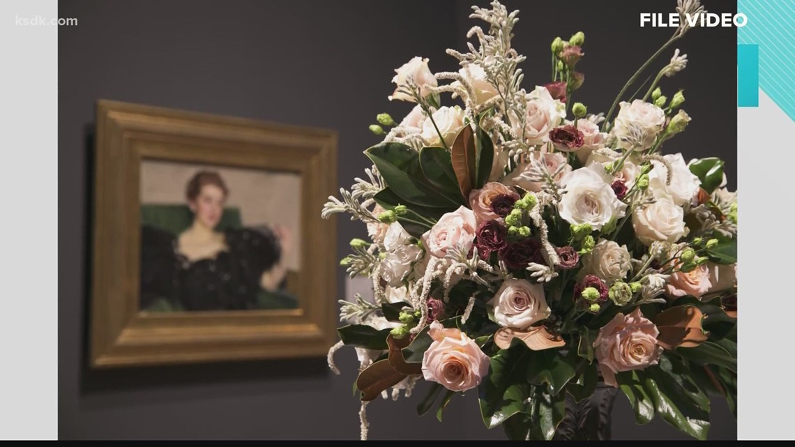 Art in Bloom goes virtual this year, kicks off today and goes through the end of March