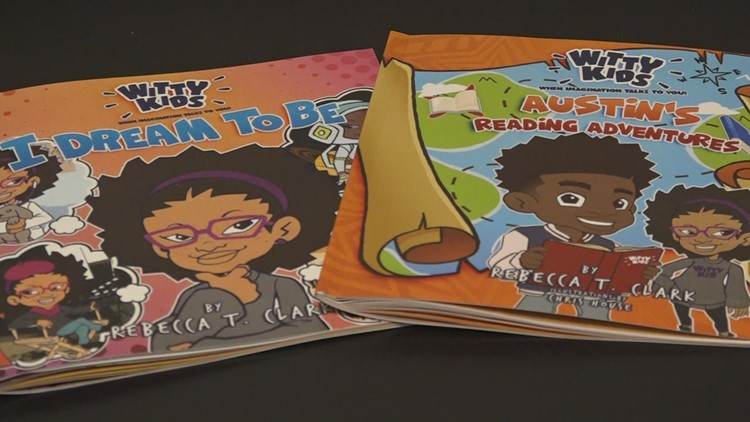 'When imagination talks to you' | Woman left corporate life to write children's books