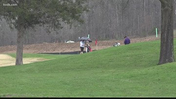 Golf courses implement safety procedures in response to COVID-19 pandemic