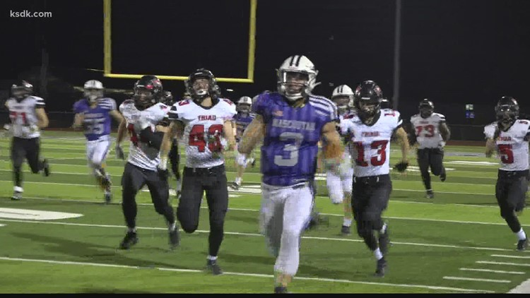 Mascoutah stays unbeaten with win over Triad