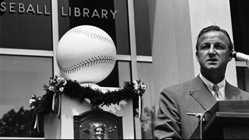 50 years ago: Stan the Man inducted into the Baseball Hall of Fame