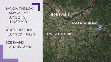 Hepatitis A cases in Franklin County up to 67