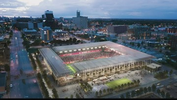 MLS ownership group moving forward on stadium plans without state tax credits