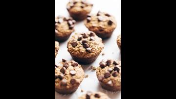 Recipe of the Day: Vegan Banana Chocolate Chip Muffins