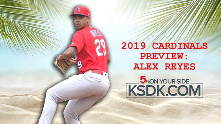 Get to know your Cards: Alex Reyes returns to the fold